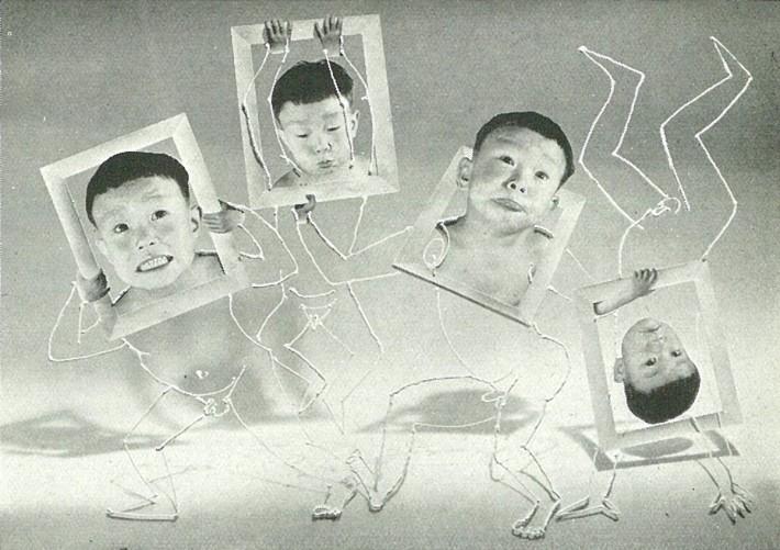 ライオン歯磨・浜田浜雄/樋口忠男